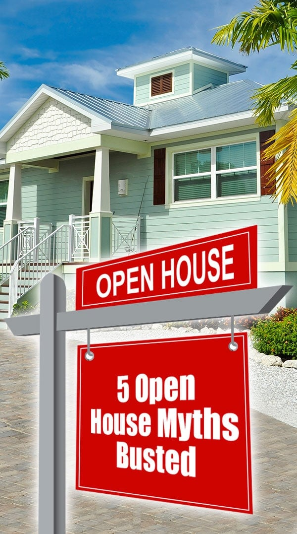 5 Open House Myths Busted | Real Estate Agent Marketing