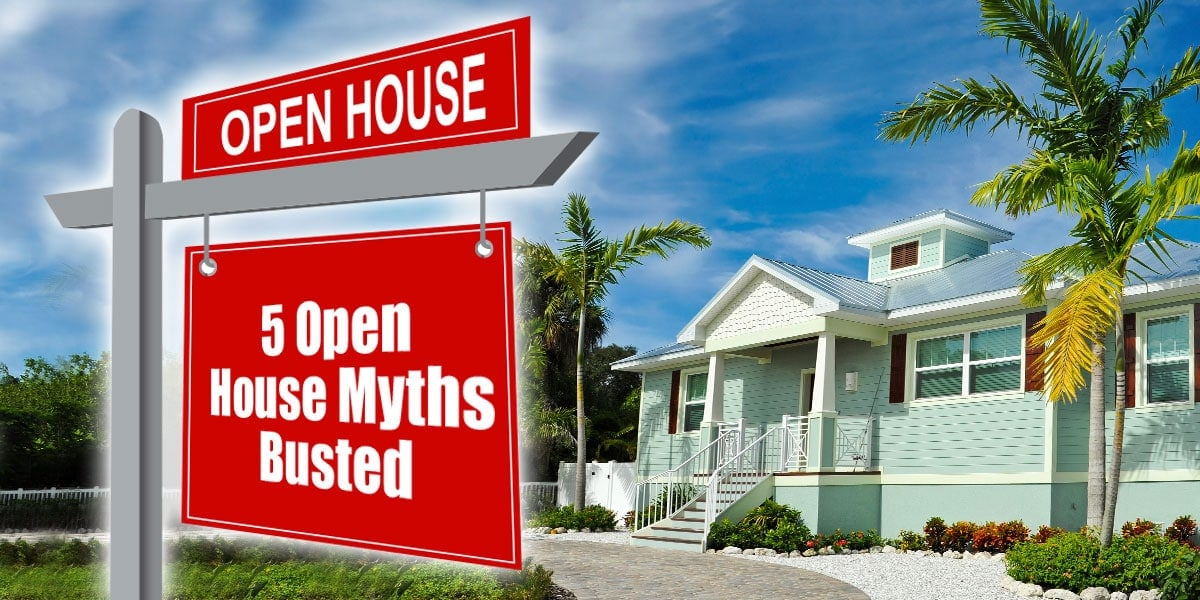 5 Open House Myths Busted | Real Estate Marketing
