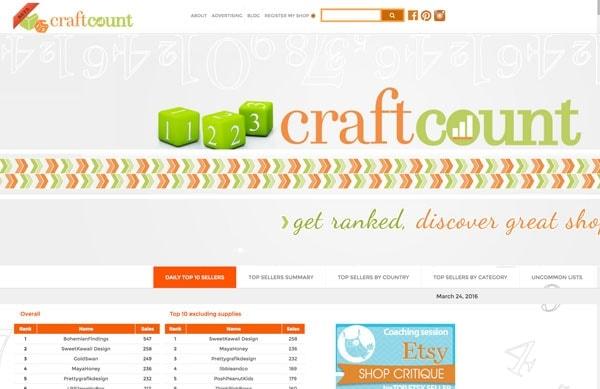 Craft Count