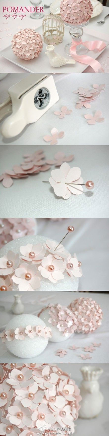 DIY Wedding Decoration On PInterest