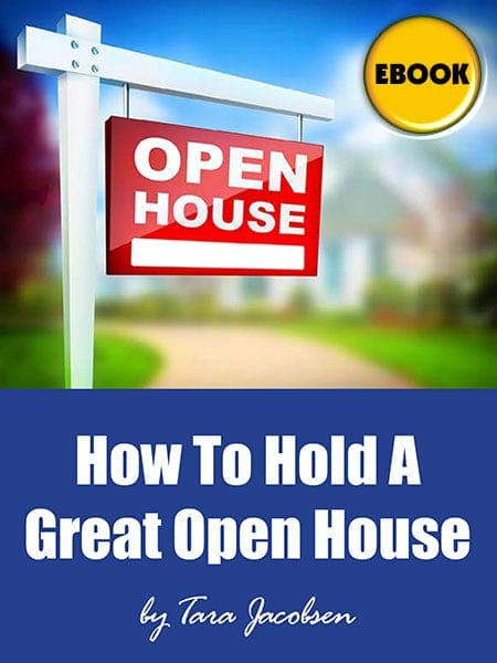 How To Hold A Great Open House Ebook