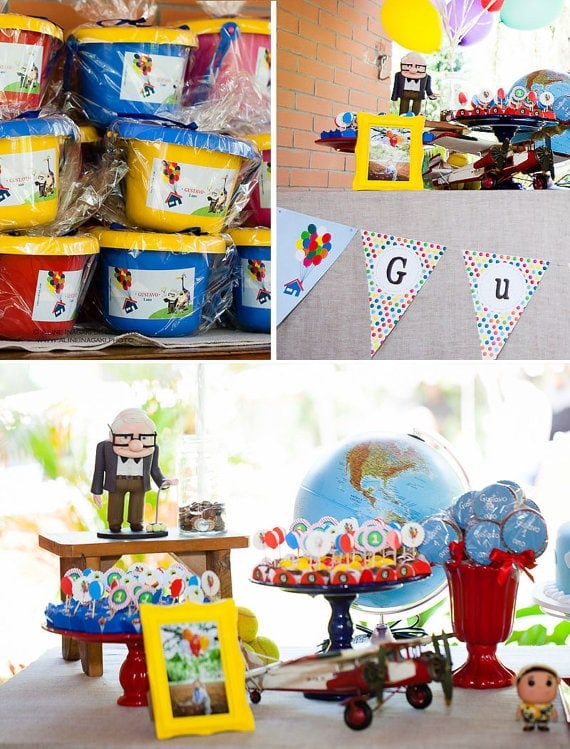 Up Birthday Party Printables