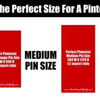 Pinterest Marketing – What Size Should Your Pins Be? (Lots of Examples)