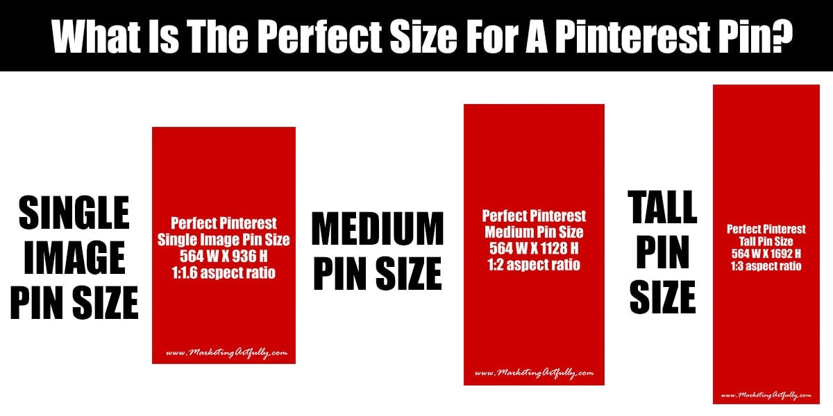 What Is The Perfect Size For A Pinterest Pin?