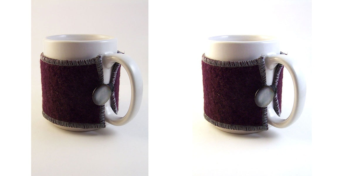 Product Photography Before and After