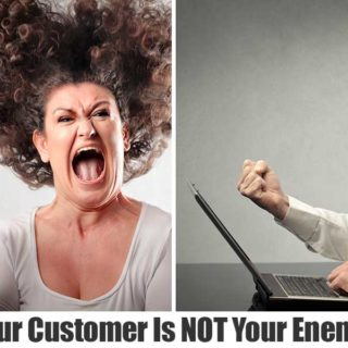 [BLOG POST] Your Customer Is Not Your Enemy