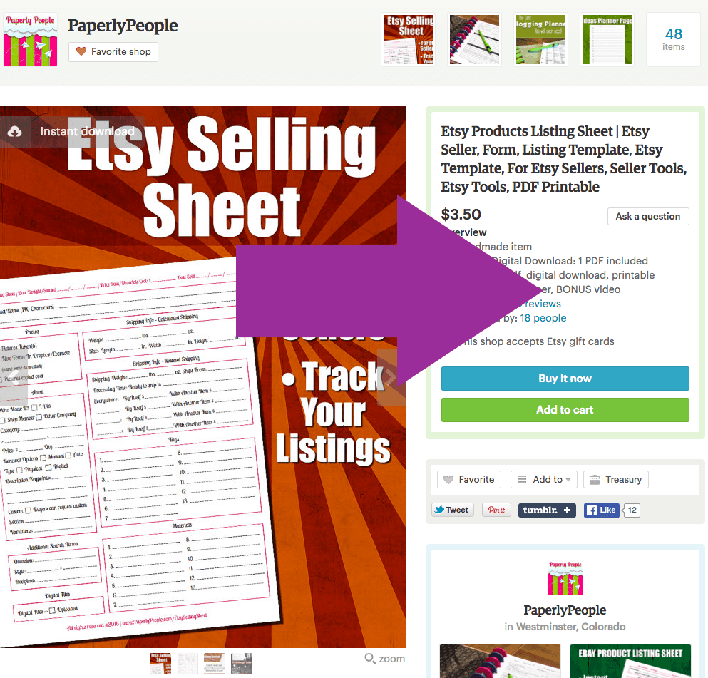Materials In Etsy Tags - For Etsy Sellers