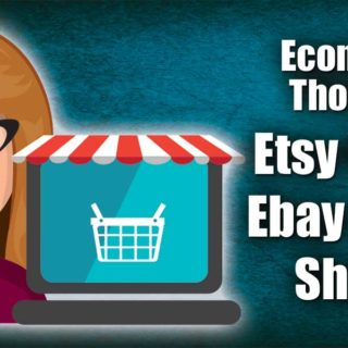 Ecommerce Thoughts…Etsy Versus Ebay Versus Shopify