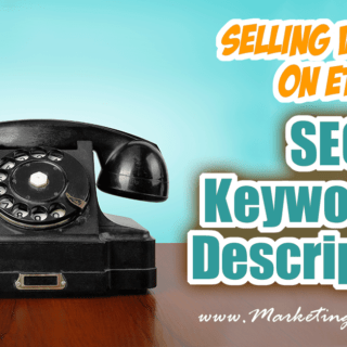 Selling Vintage on Etsy – SEO, Keywords and Descriptions