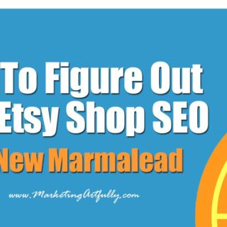 How To Figure Out Your Etsy Shop SEO | The New Marmalead
