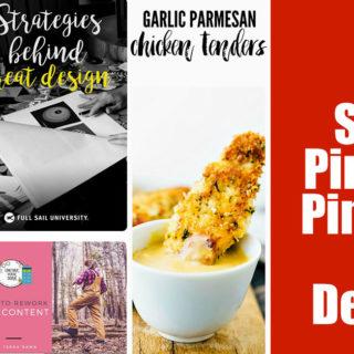 25 Super Pinnable Pinterest Pin Designs