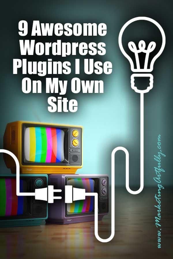 9 Awesome WordPress Plugins I Use On My Own Site | Blogger Tools
