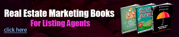 Real Estate Marketing Books For Listings Agents
