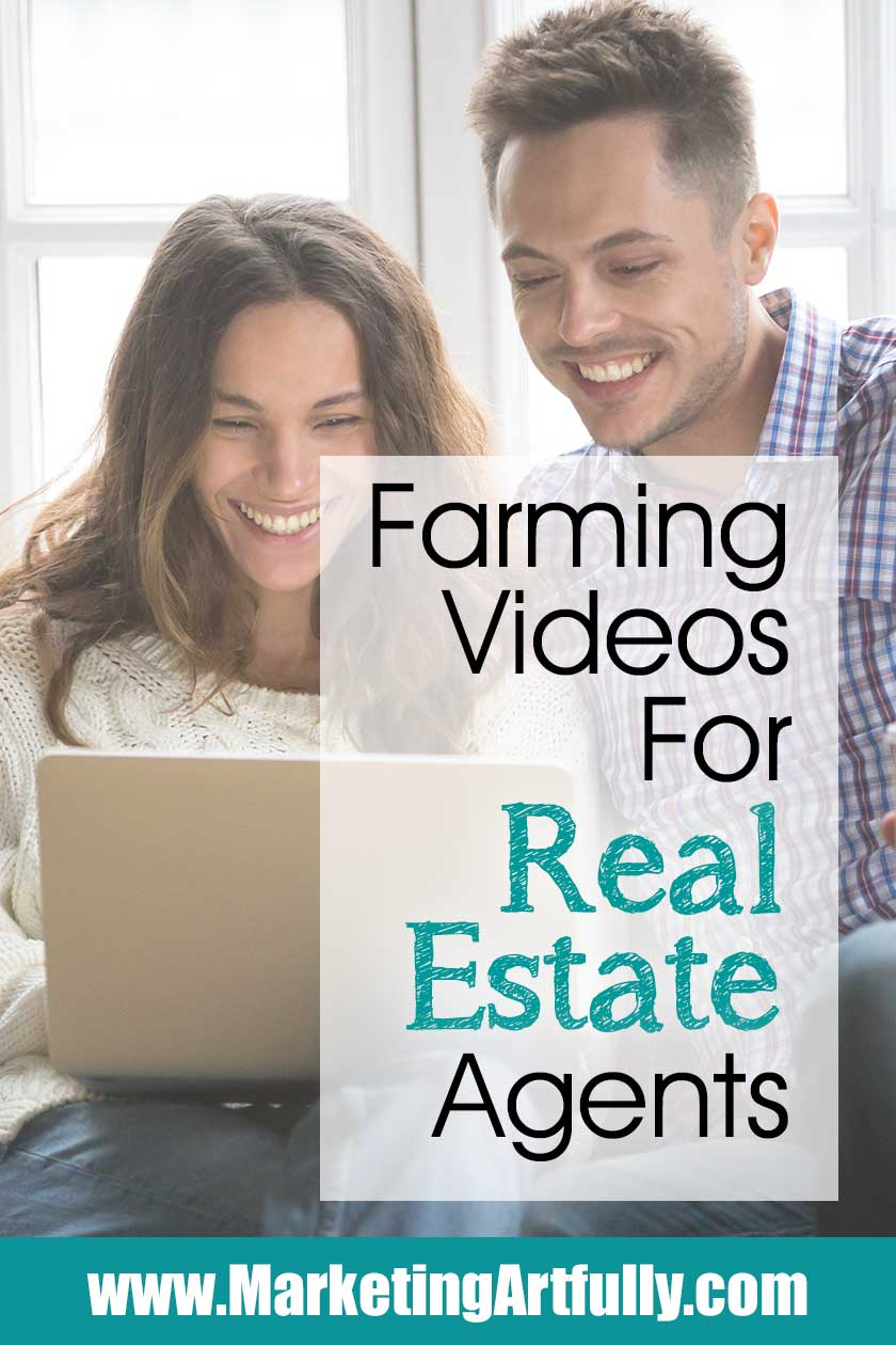 Using Farming Videos For Real Estate Agent Marketing