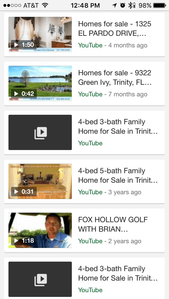 Fox Hollow Home Search - Realtor Videos