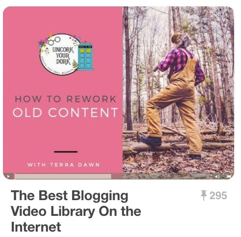 Pinnable Pinterest Pictures - Old Content