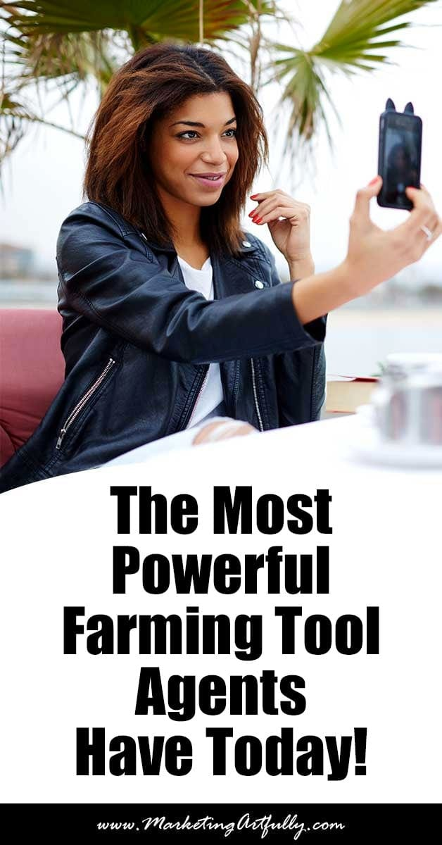 Real Estate Marketing - The Most Powerful Farming Tool Agents Have Today
