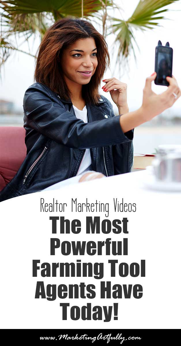 Realtor Marketing Videos - The Most Powerful Farming Tool Agents Have Today!   Whoo whoo… today we are going to talk about one of the absolutely most powerful things a listing agent can do to prospect for sellers…realtor marketing videos of neighborhoods! I KNOW, that is a bold statement to throw down, but I am feeling all pumped up today to tell all my Realtor peeps something that will make a huge difference in your business.