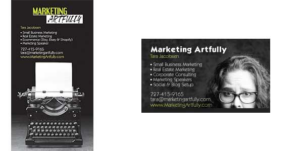 Contact Us Info - Vistaprint Brochure