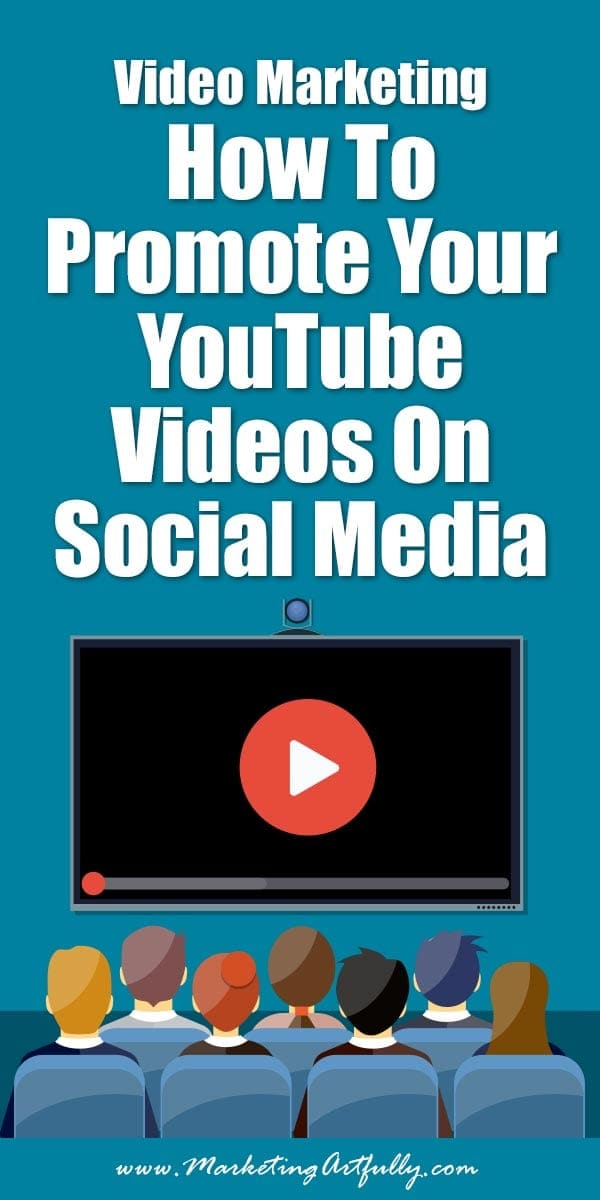 How To Promote Your YouTube Videos On Social Media | Video Marketing ... Today we are going to talk about video marketing and how you can promote your YouTube videos. I have to admit, in the past I have been pretty lackadaisical about my YouTube videos, thinking that having them up on YouTube (the second biggest search engine in the world) should be enough to get exposure for them.
