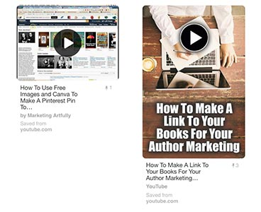 Pinterest YouTube Video Comparison