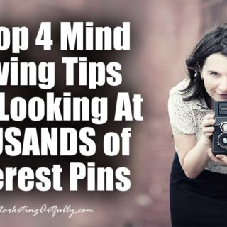 My Top 4 Mind Blowing Tips From Looking At THOUSANDS of Pinterest Pins