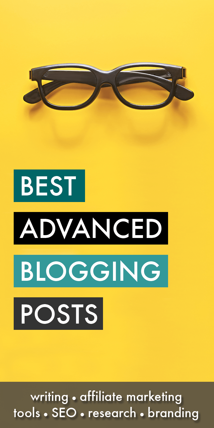 "Advanced Blogging Tips ... There is A LOT of info out there about blogging for ""newbies"" but all the advanced blogging tips I find seem to be a little flat or lack real substance. I have been blogging since 2008 and have picked up a thing or two about how to promote your posts, write great content that people like to read and especially how to master SEO!"