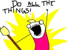 Do all the things