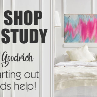 Etsy Shop Case Study – SallyJGoodrich (Just Starting Out and Needs A Little Help!)