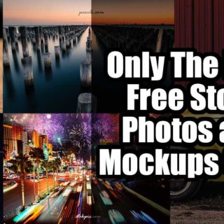 Only The Best Free Stock Photos and Mockups Sites