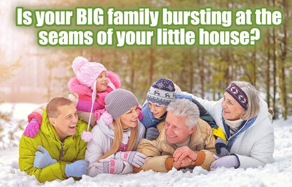 Big Family Little House
