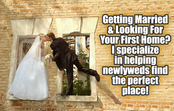 Getting Married Postcard