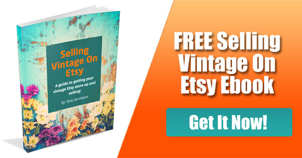 vintage seller ebook