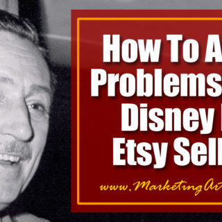 How To Avoid Problems With Disney For Etsy Sellers