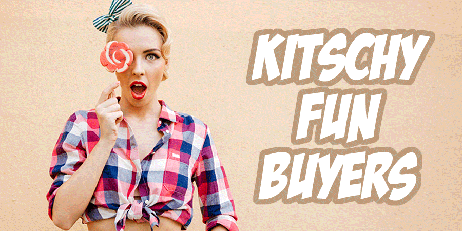 Kitschy Fun Ecommerce Buyers