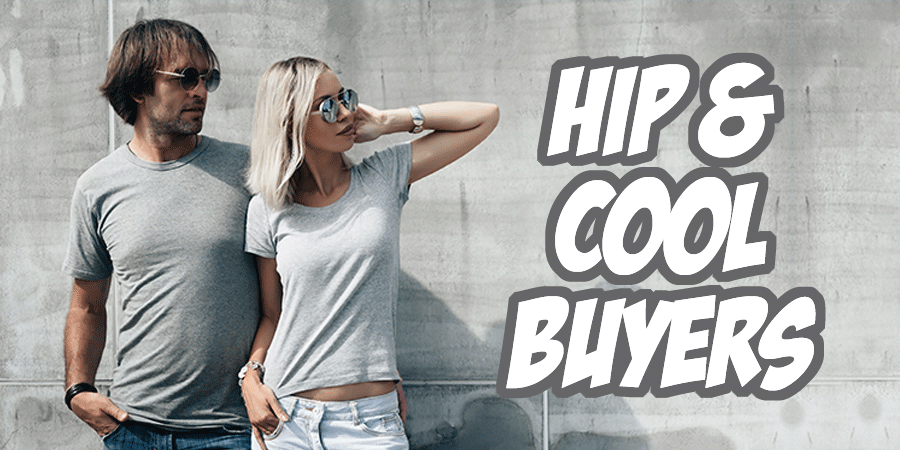 Hip and Cool Etsy Buyers Personas