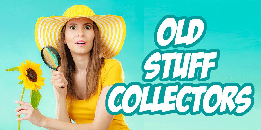 Old Stuff Collectors - Ebay Etsy Buyers