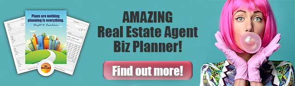 Real Estate Agent Business Planner