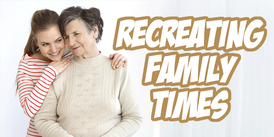 Recreating Family Times - Etsy Ebay Buyers