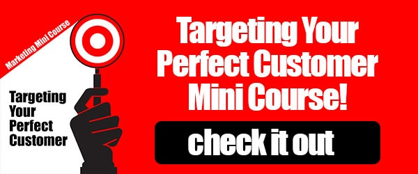 Targeting Your Perfect Customer Mini Course