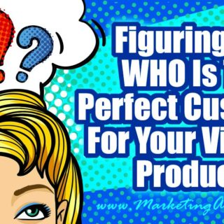 "Figuring out the WHO is the perfect customer for your vintage products on Ebay or Etsy. One of the things that I find vintage sellers struggle with the most is figuring out who their perfect customer is. Every time I hear, ""anyone would love this"" I cringe a little inside."