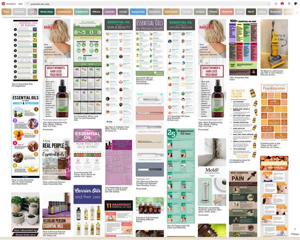 Essential Oils Overview