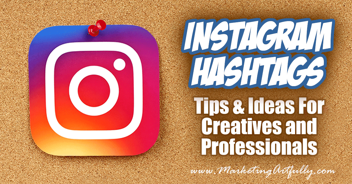 Instagram Hashtags... Tips and Ideas For Creatives and Professionals. If you are new-ish to Instagram or trying to grow your followers, you will hear a LOT about hashtags! Today I am going to cover the most common questions about Instagram hashtags and give you solid answers and tips about how to do them better. #instagram