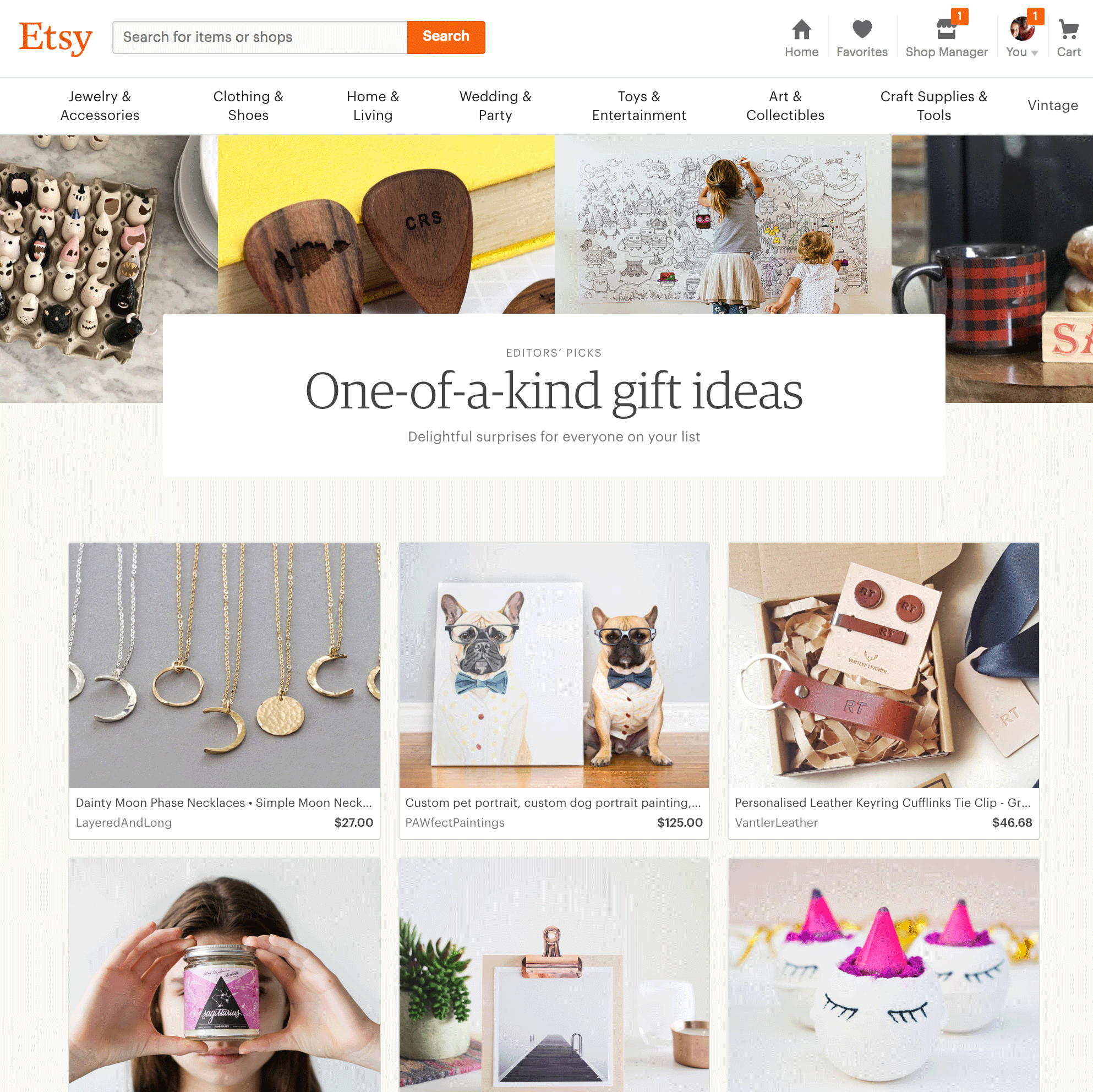 Etsy Lifestyle Product Photography