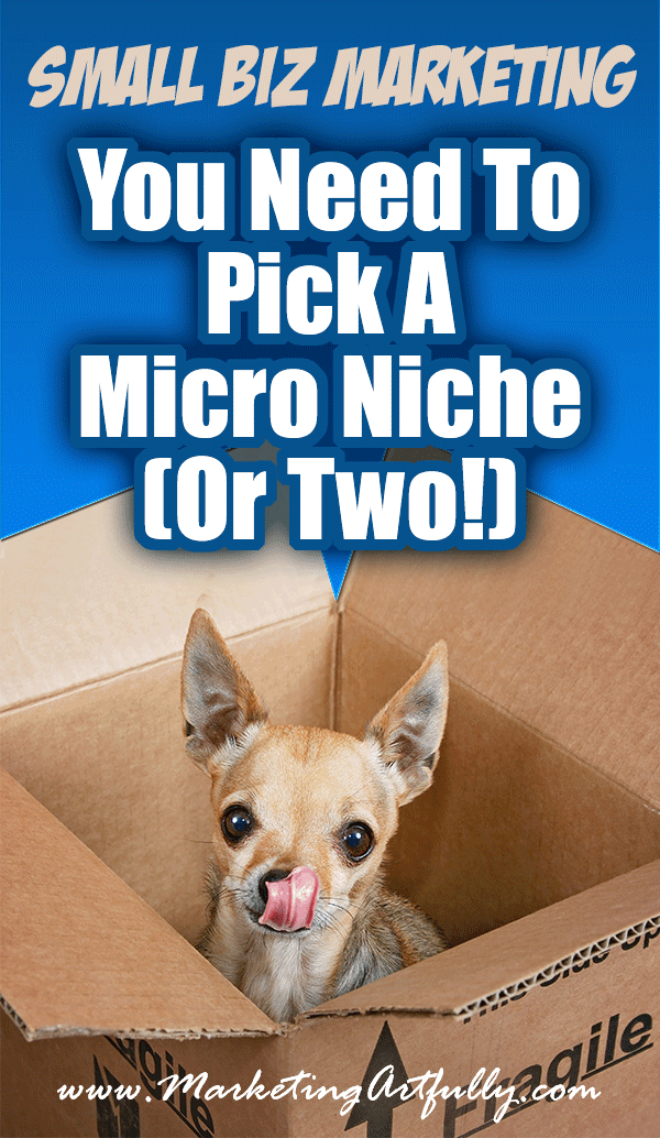 If you are like most entrepreneurs you probably think that picking a niche is like sitting in a tiny little box all by yourself! No fun and nothing to do... but what if I told you that picking a niche is like making a HUGE box that is full of presents?