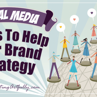 5 Tips To Help Your Brand Strategy … Small Business Social Media Marketing