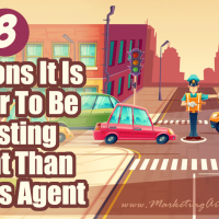 8 Reasons It Is Better To Be A Listing Agent Than Buyers Agent