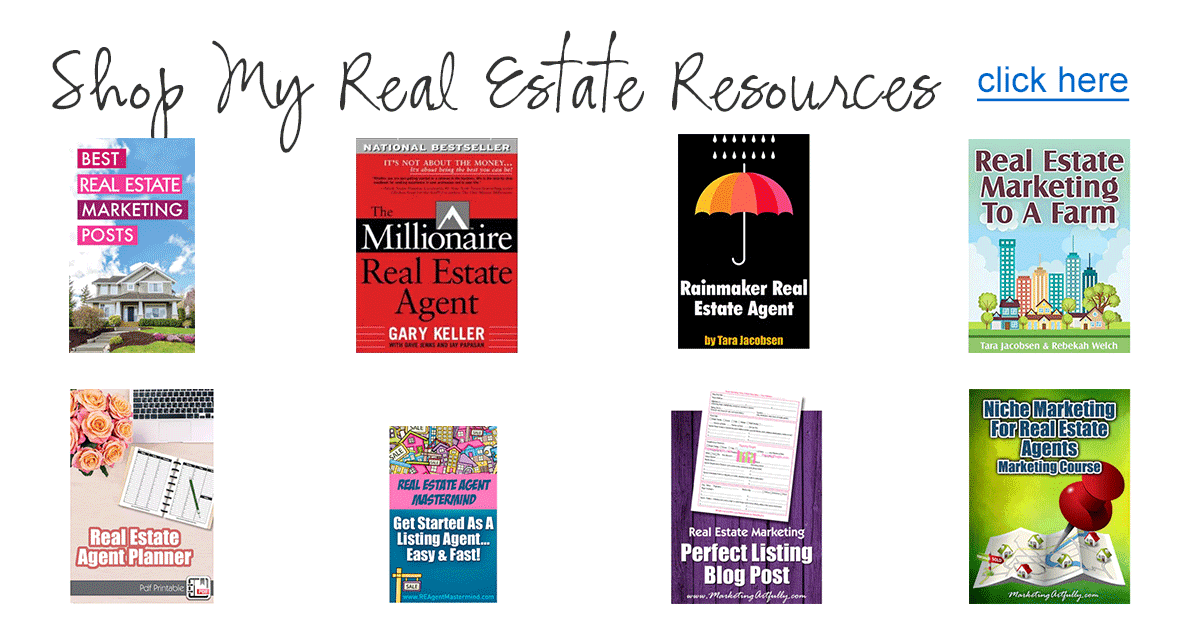 Shop All My Real Estate Agent Resources