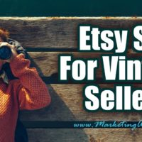 Etsy SEO For Vintage Sellers