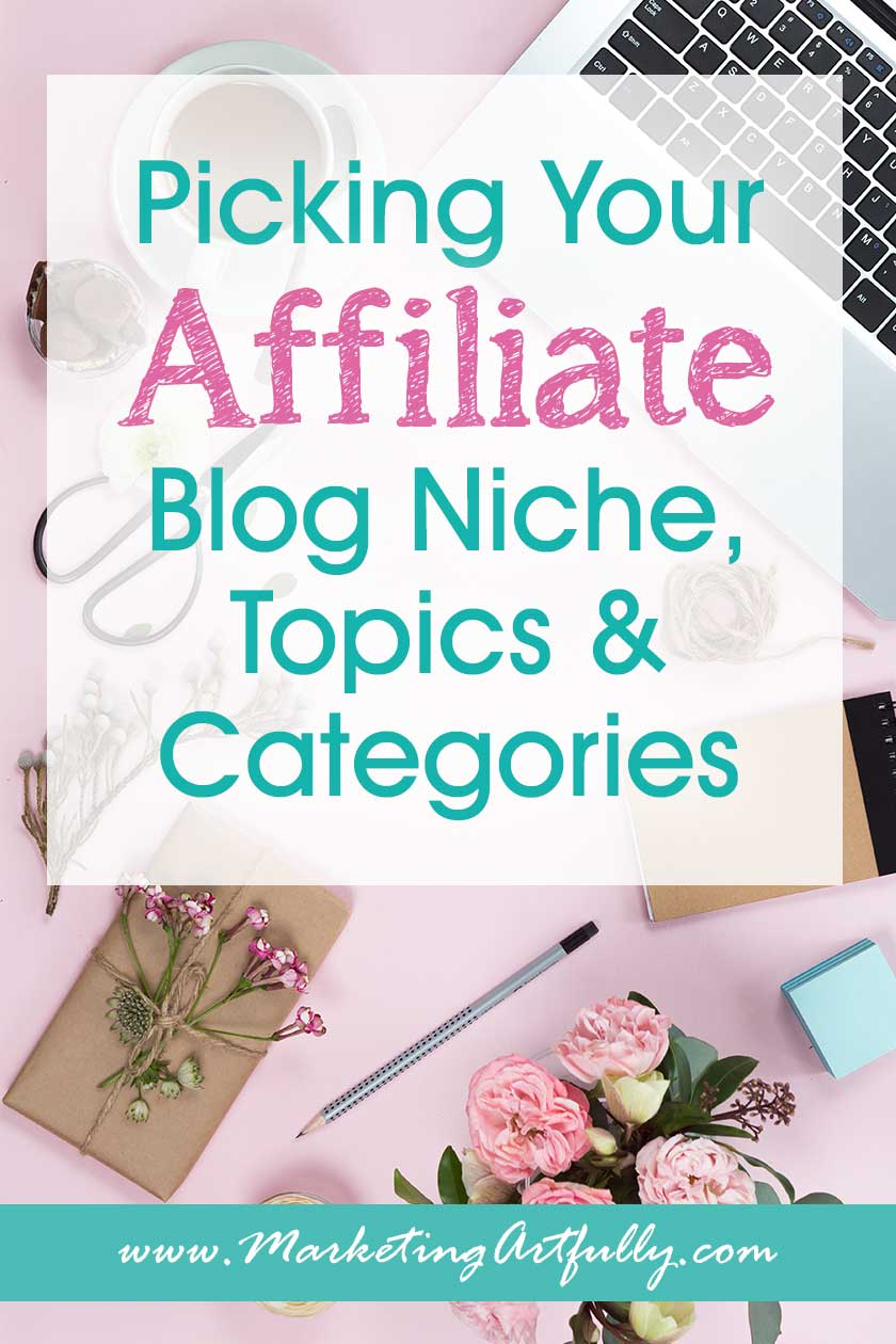 If you are starting an affiliate lifestyle blog picking your niche and topics is the most important part. Here are my top tips and ideas for affiliate blogging. Includes list of affiliate blog topics.